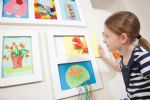 Childrens Easy-Change Art Frames